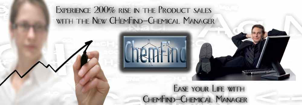 Chemfind - Chemical Manager | Complete Online solution for chemical company